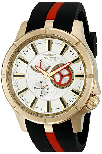 Invicta S1 Rally Two-Tone Watch
