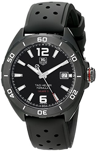 TAG Heuer Men's Titanium Automatic Watch