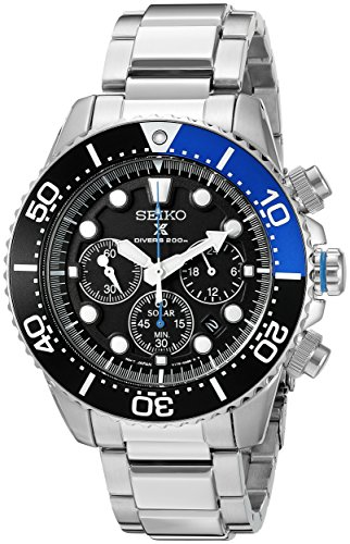 Seiko Men's Prospex Solar Watch