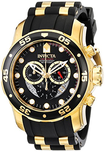 Invicta Pro Diver Collection with Chronograph